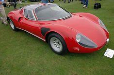 Alfa Romeo T33 Stradale イメージ 1