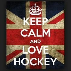 Keep calm and... Love hockey!!!