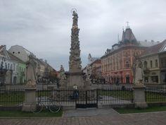 main str, Kosice, Slovakia Austro Hungarian, Czech Republic, Places To Travel, Paris Skyline, Maine, The Outsiders, 1, Europe, Hungary