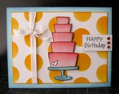 the Lawn Fawn blog: Bake Me A Cake