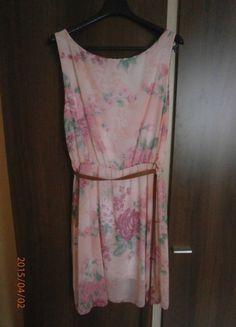 Kup mój przedmiot na #vintedpl http://www.vinted.pl/damska-odziez/krotkie-sukienki/8441563-letnia-sukienka-w-kwiatki