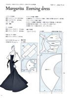 Several beautiful barbie gown patterns