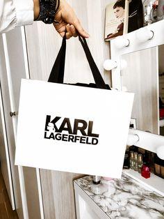 My favorite brand @karllagerfeld