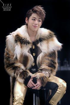 Zico block b, fluffy things are my weakness