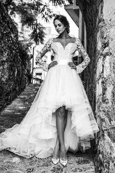 Alessandro Angelozzi Couture wedding dress 2016 Andromeda