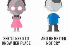 How Rigid Gender Expectations Harm Our Daughters And Sons