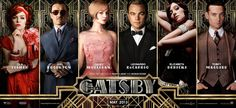 the amazing cast of The Great Gatsby... ooooh man I cannot wait for this.