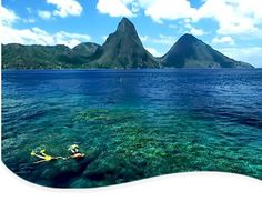 St Lucia- our honeymoon location ?