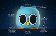 Owllie on Behance