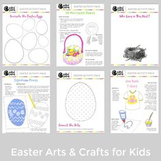 Easter Activity Pack Examples 710