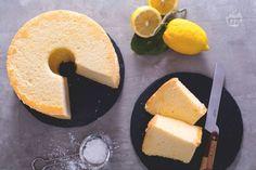 Chiffon cake Giallo Zafferano