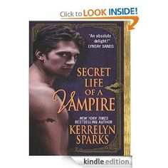 Secret Life of a Vampire (Love at Stake, Book 6): Kerrelyn Sparks: Amazon.com: Kindle Store