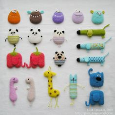felted   https://www.facebook.com/pages/Made-from-FELT/744161632290858