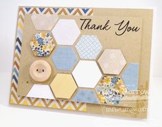 #papercraft #card so simple and beautiful!