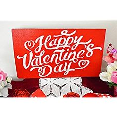Valentines Day Sign, Reclaimed Wood Sign, Valentines Wood Sign, Ready to Ship!