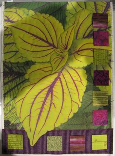 Modern Art Quilts | Kona Modern Challenge – this quilt is now quilted, and half the ...