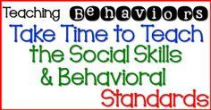 How to Teach Behavio