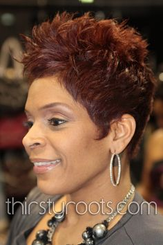 Awe Inspiring Over 50 Black Women And Best Hair Color On Pinterest Hairstyles For Men Maxibearus