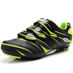 Αθλητικά+Παπούτσια+Γιούνισεξ+Αντιολισθητικό+Προστατευτική+Επένδυση+Σύγκρουση+Υπαίθριο+Επίδοση+Πρακτική+Ποδήλατο+Βουνού+Ποδήλατο+Δρόμου+–+EUR+€+166.58