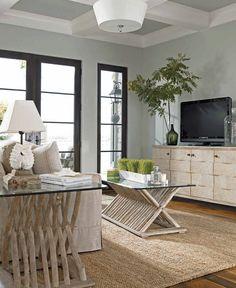 Coastal Living Area Furniture Beach Cottage Style Decor
