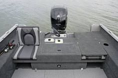 Image result for boat rear casting deck ideas