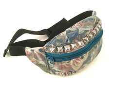 Floral Studded Fanny Pack by sarahdee on Etsy, $45.00