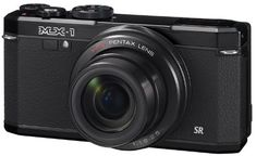 Digital Cameras - Pin it :-) Follow us, CLICK IMAGE TWICE for Pricing and Info . SEE A LARGER SELECTION of digital cameras at http://azgiftideas.com/product-category/digital-cameras/  - gift ideas -  Pentax MX-1 12 MP Black Digital Camera with 4x Optical Image Stabilized Zoom and 3-Inch LCD Screen
