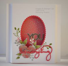 Stamping Shanni | Fancy Folds - Shadow Box Card | Stampin' Up!