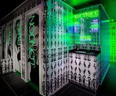 Baño de chicos en Le Boutique Club, discoteca en Madrid