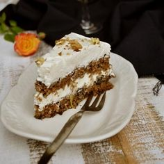 » Torta od šargarepe i zovinih bobica | Blender Online