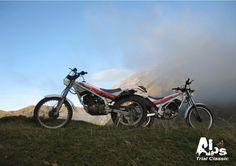 Trial Bike, Alps, Trials, Honda, Motorcycle, Classic, Motorbikes, Derby, Dirt Biking