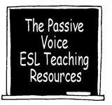 Free EFL ESL teaching activities about the passive voice. These innovative games, worksheets and lessons are ideal for English teachers to use in class.