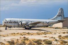 Boeing KC-97G (C-97G) Stratofreighter | par **E. Visk**