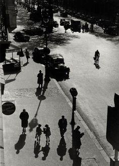 Franz RensonLe Grande Ville, 1940s