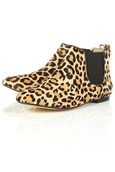 Don't know why I love leopard, but I really, really do.