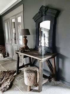 Home Decoration Tips for Decorators on the Budget Industrial Living, French Decor, Scandinavian Interior, Inspired Homes, Country Decor, Decorating Your Home, Sweet Home, New Homes, Shabby