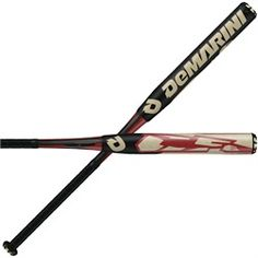 New Demarini Fastpitch Softball Bat Black/Gold 2014 Comp Softball Bats, Fastpitch Softball, All In One, Athlete, Gold 2014, Black Gold, Red, Life, Softball