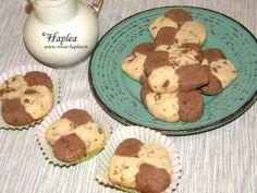 Prajitura Raffaello făcută în casă cu cremă mascarpone Oreo Brownies, Brownie Cake, Nutella, Romanian Food, No Cook Desserts, Oreo Cheesecake, Muffin, Biscuit, Cookies