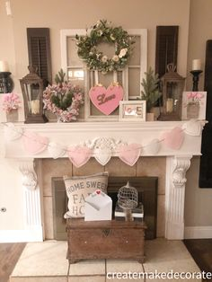 Valentine Tree, Valentine Day Love, Valentines Day Party, Valentine Day Crafts, Holiday Crafts, Holiday Fun, Saint Valentine, Valentine Ideas, Diy Valentine's Day Decorations