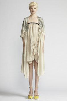 Akira Isogawa Resort 2012 150/F25221 Spiral Shibori Skirt/Dress  190/F21492…