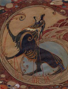 "inthedeepestland: "" Loki child: prisoner by Unita-N """