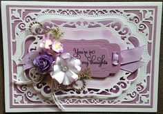 Homemade Wedding Cards, Spellbinders Cards, Oct 2017, Big Shot, Flower Cards, Colouring, Handmade Cards, Celebrations, Card Ideas