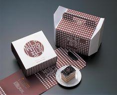Wholesale Custom Bakery Pop Paper Cupcake Box/cake Box Packaging ...