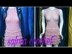 09f96e94866f7 كروشيه فستان نسائي بناتي اخر شياكة (1)Crochet Chic Women Dress