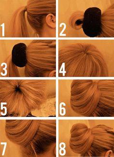 GirlsGuideTo | 5 Easy & Elegant Up-Do's | GirlsGuideTo