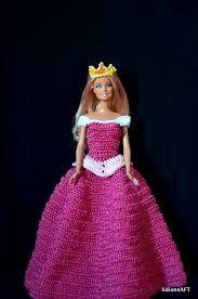 Resultado de imagem para roupas para barbie de croche