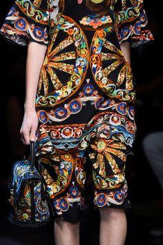 Dolce and Gabbana SS 13'