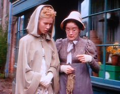 Miss Bates!!! I love her and the actress who plays her (Sophie Thompson)!