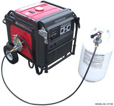 Triple Fuel Generator would come in handy during an extended power outage