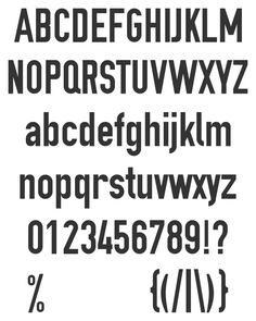 raffle ticket font